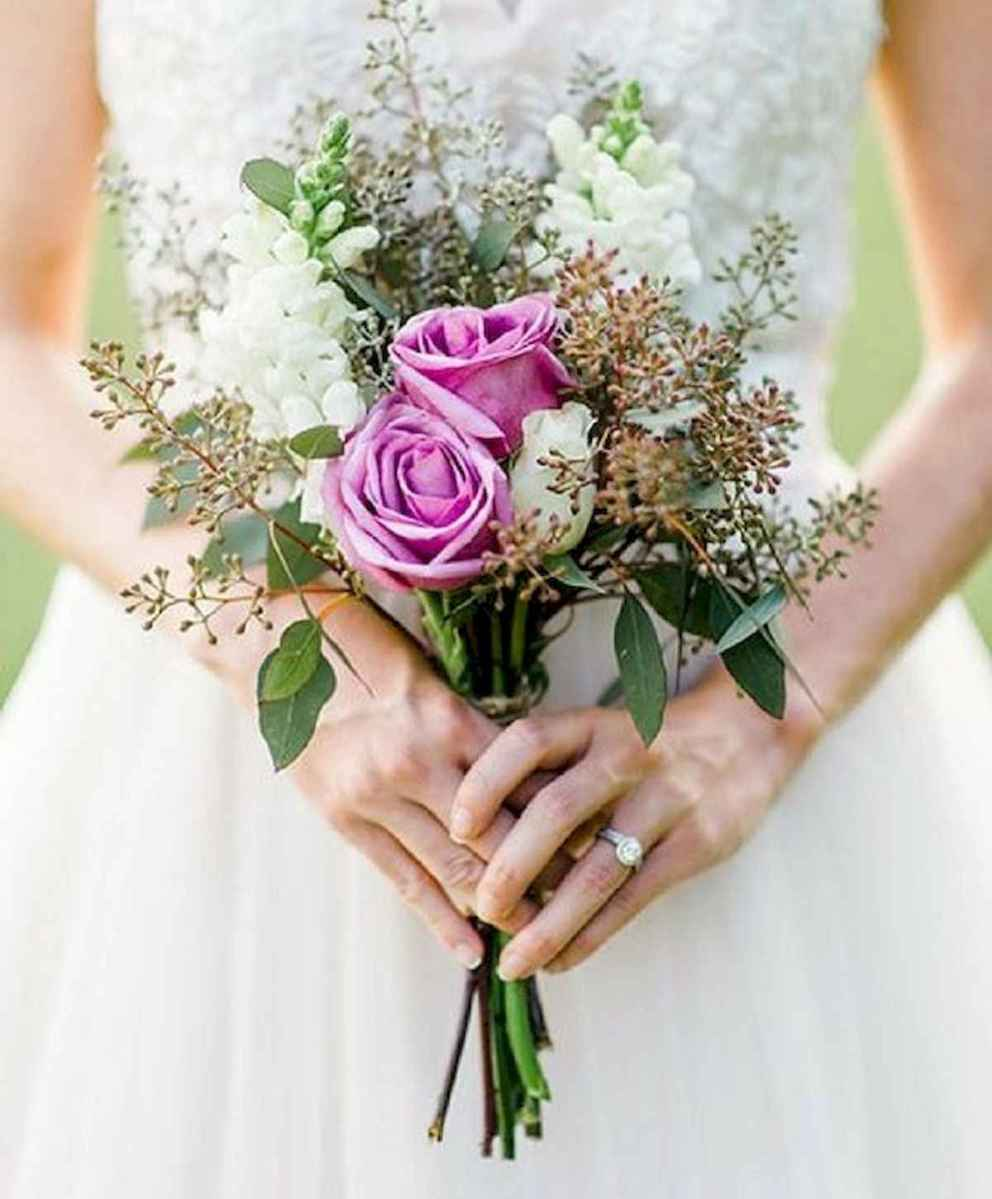 50 Beautiful Spring Bridesmaid Bouquets for Wedding Ideas (12)