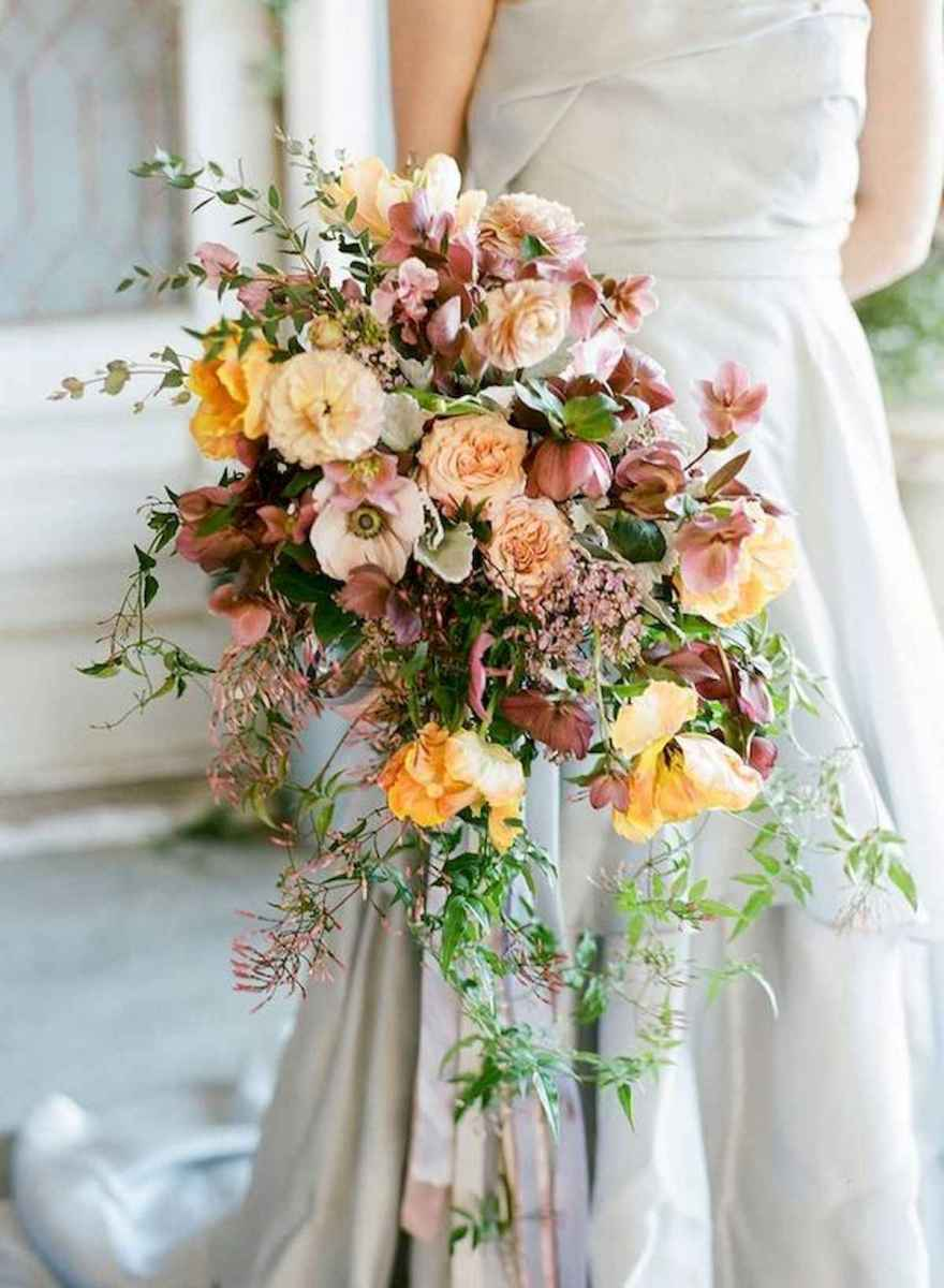 50 Beautiful Spring Bridesmaid Bouquets for Wedding Ideas (18)