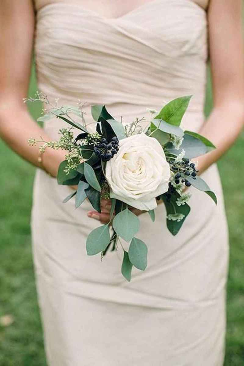 50 Beautiful Spring Bridesmaid Bouquets for Wedding Ideas (21)