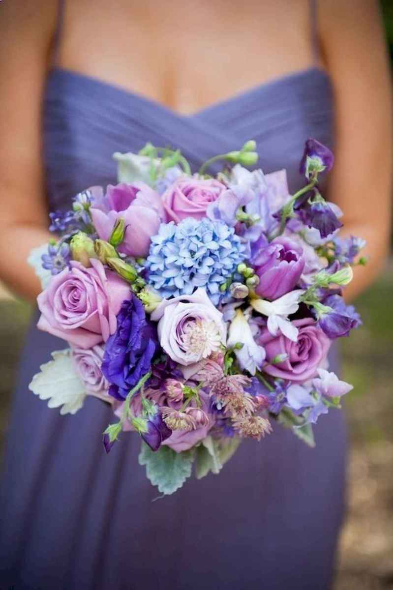 50 Beautiful Spring Bridesmaid Bouquets for Wedding Ideas (32)