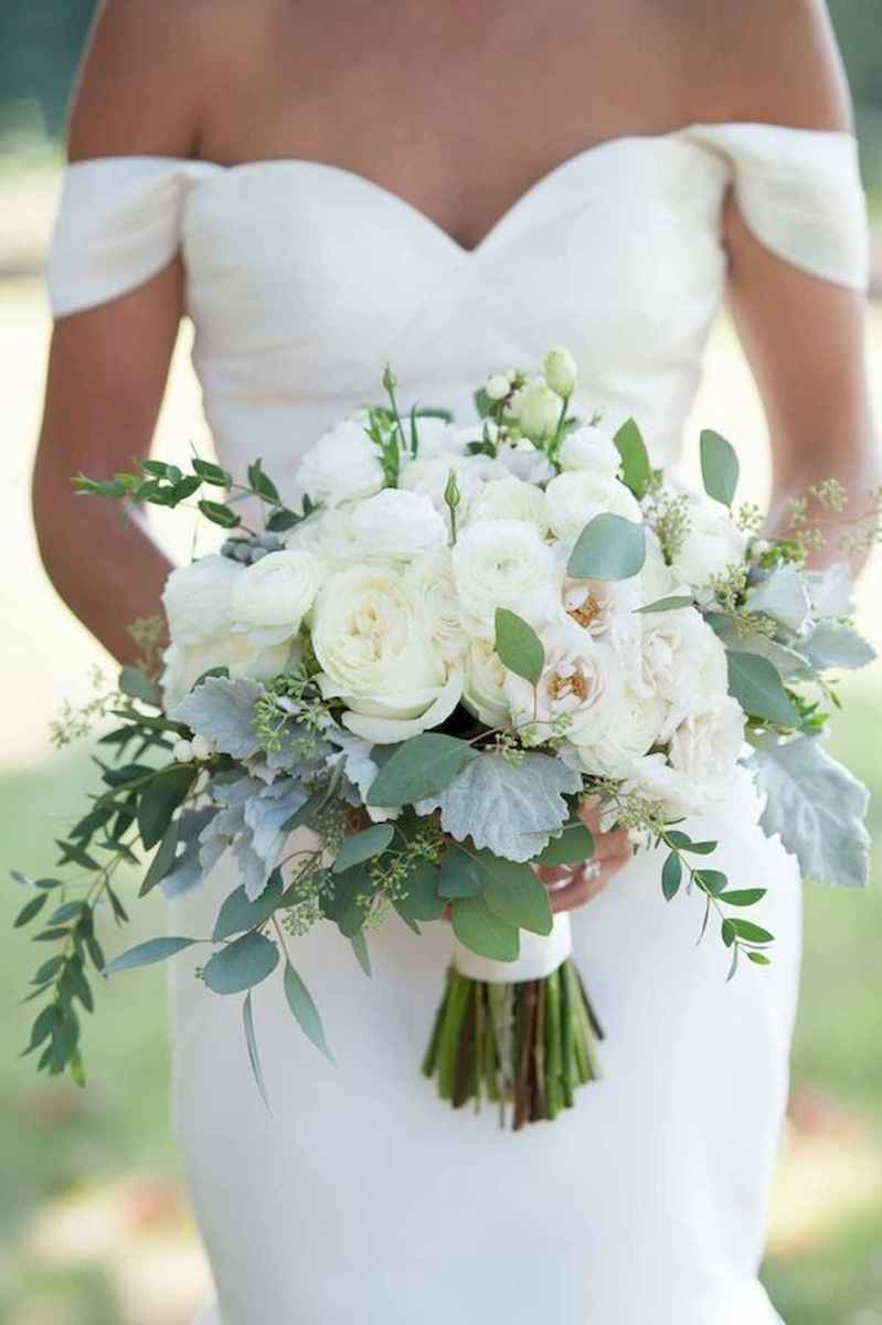 50 Beautiful Spring Bridesmaid Bouquets for Wedding Ideas (40)