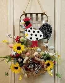 50 Beautiful Spring Wreaths Decor Ideas and Design (20)