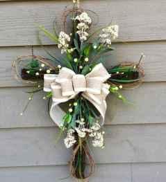 50 Beautiful Spring Wreaths Decor Ideas and Design (33)