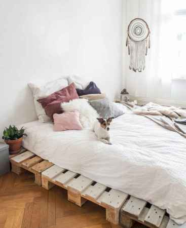 50 Creative Recycled DIY Projects Pallet Beds Design Ideas (10)