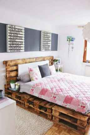 50 Creative Recycled DIY Projects Pallet Beds Design Ideas (28)