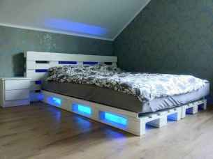 50 Creative Recycled DIY Projects Pallet Beds Design Ideas (32)