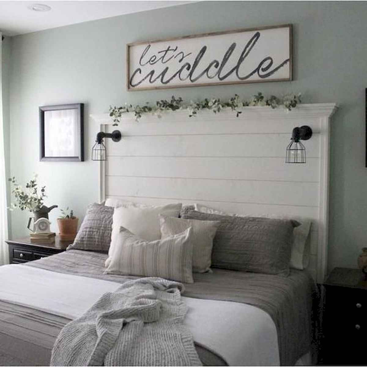 50 Creative Recycled DIY Projects Pallet Beds Design Ideas (35)