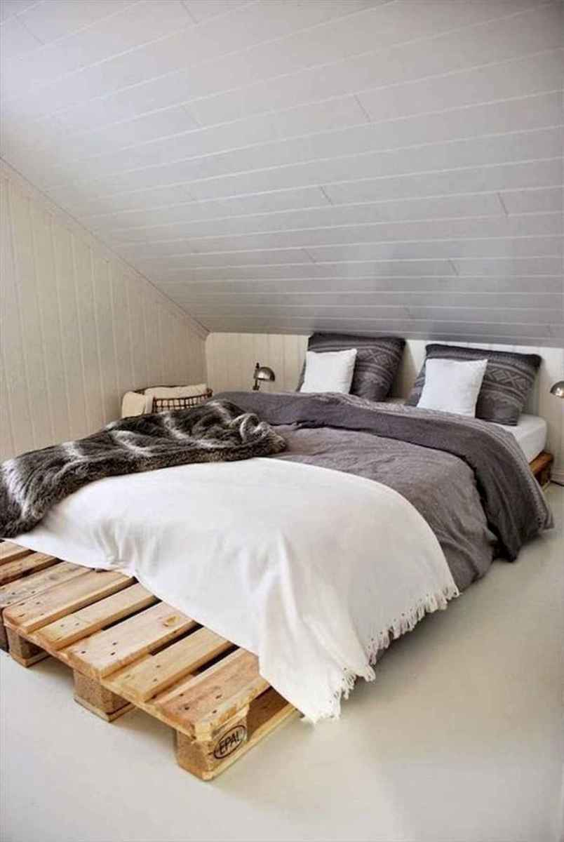 50 Creative Recycled DIY Projects Pallet Beds Design Ideas (44)