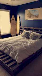 50 Creative Recycled DIY Projects Pallet Beds Design Ideas (5)