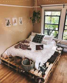 50 Creative Recycled DIY Projects Pallet Beds Design Ideas (51)