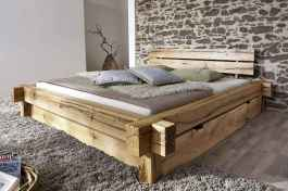 50 Creative Recycled DIY Projects Pallet Beds Design Ideas (9)