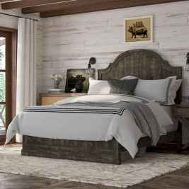 50 Favorite Bedding for Farmhouse Bedroom Design Ideas and Decor (34)