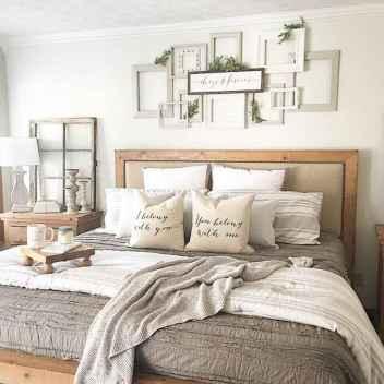 50 Favorite Bedding for Farmhouse Bedroom Design Ideas and Decor (38)
