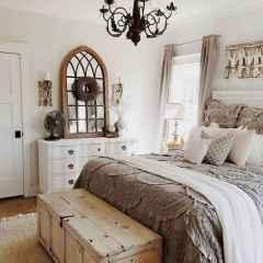 50 Favorite Bedding for Farmhouse Bedroom Design Ideas and Decor (43)