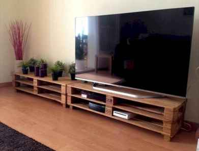 50 Favorite DIY Projects Pallet TV Stand Plans Design Ideas (21)