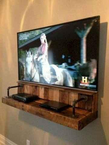50 Favorite DIY Projects Pallet TV Stand Plans Design Ideas (44)