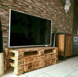 50 Favorite DIY Projects Pallet TV Stand Plans Design Ideas (46)