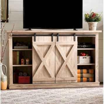 50 Favorite DIY Projects Pallet TV Stand Plans Design Ideas (48)