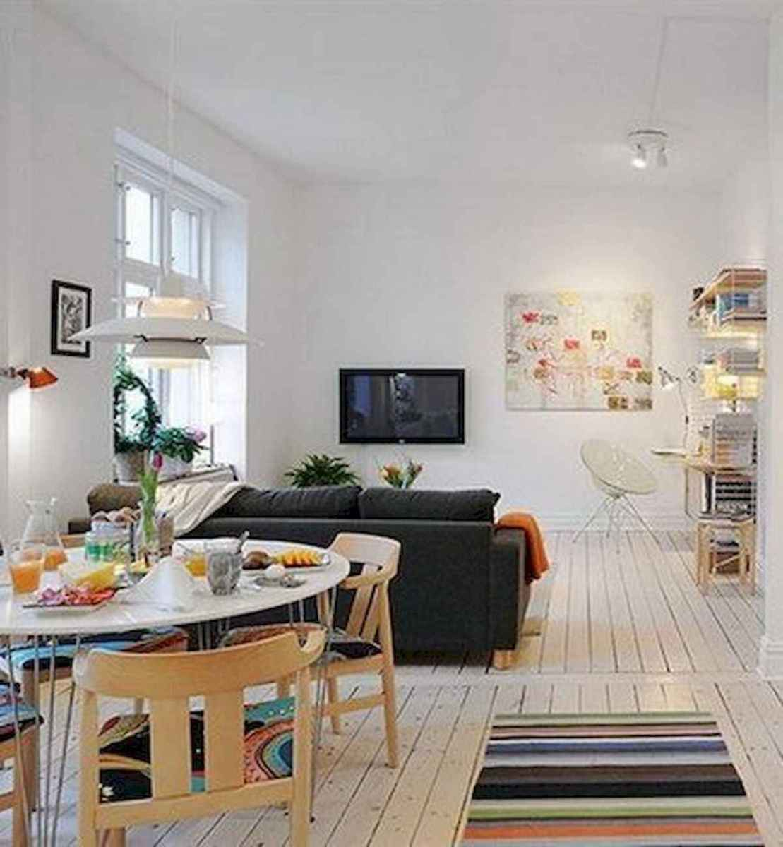 50+ Genius Small Living Room Decor Ideas And Remodel for Your First Apartment (23)
