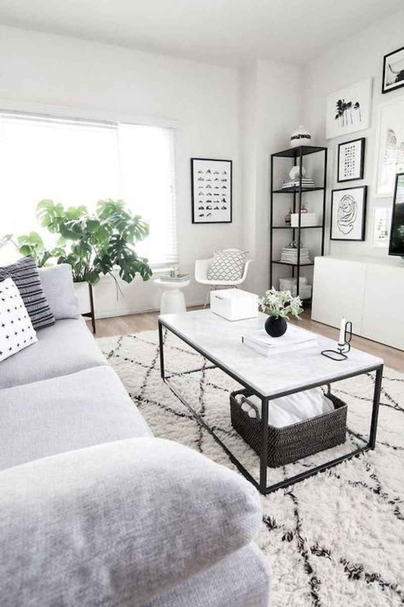 50+ Genius Small Living Room Decor Ideas And Remodel for Your First Apartment (26)