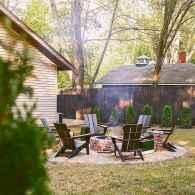 50 Magical Outdoor Fire Pit Design Ideas (17)