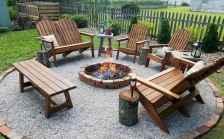 50 Magical Outdoor Fire Pit Design Ideas (36)