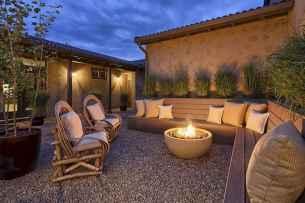 50 Magical Outdoor Fire Pit Design Ideas (41)