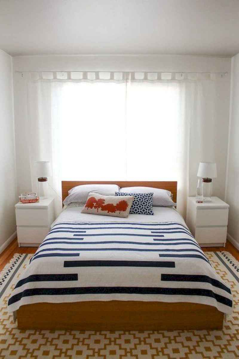 50 Stunning Small Apartment Bedroom Design Ideas and Decor (5)