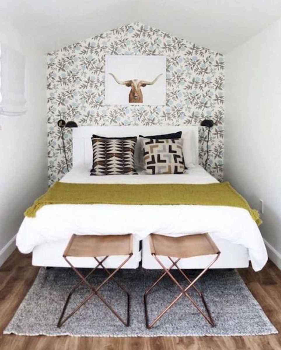 50 Stunning Small Apartment Bedroom Design Ideas and Decor (9)