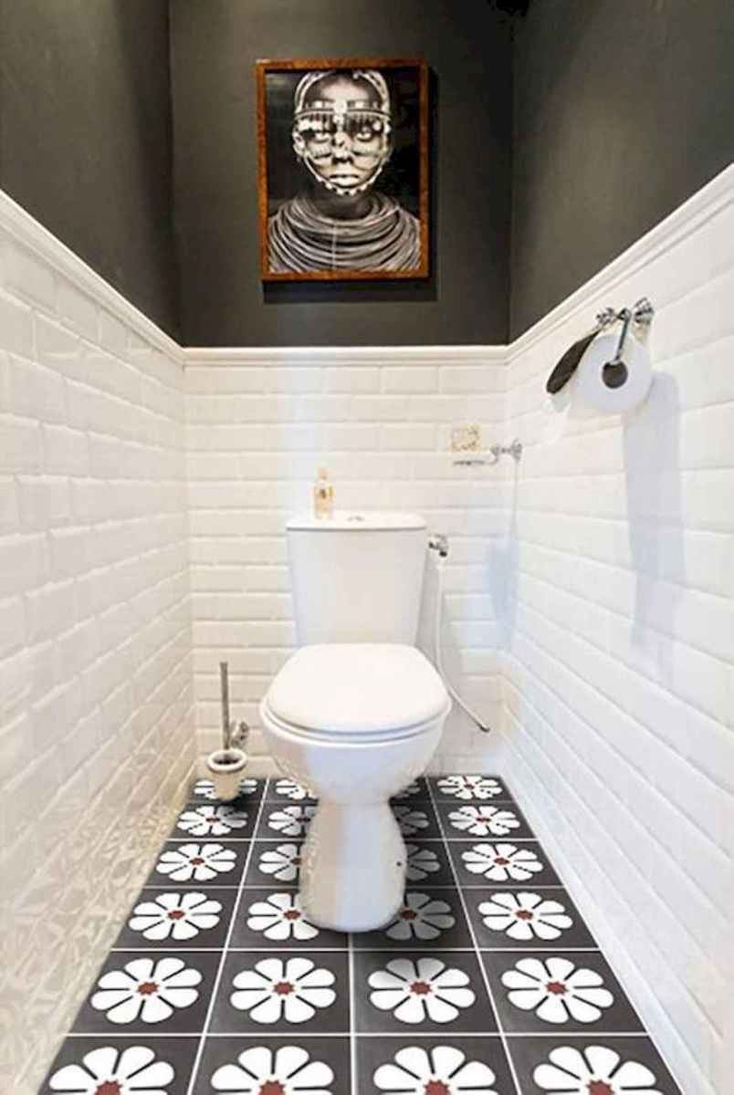 50 Stunning Small Bathroom Makeover Ideas (1)