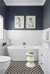 50 Stunning Small Bathroom Makeover Ideas (18)