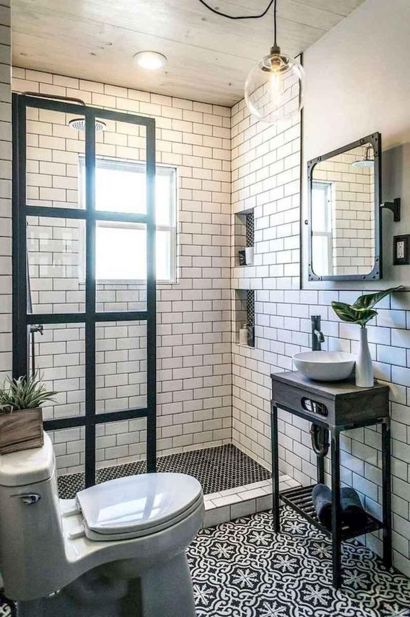 50 Stunning Small Bathroom Makeover Ideas (30)