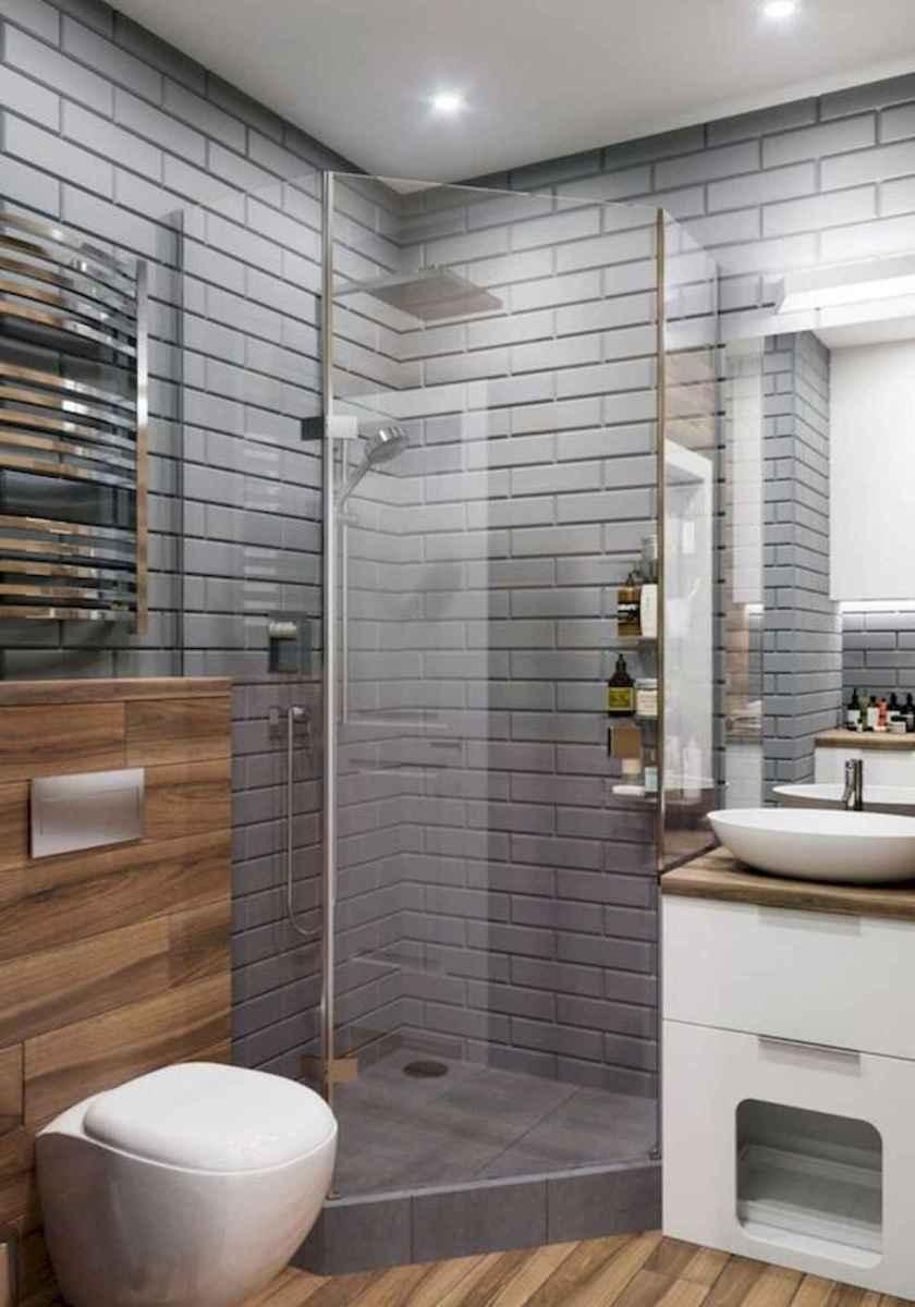50 Stunning Small Bathroom Makeover Ideas (38)