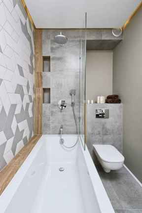 50 Stunning Small Bathroom Makeover Ideas (48)