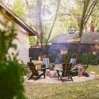 60 Creative Backyard Fire Pit Ideas (24)