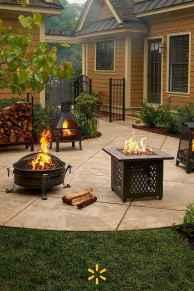 60 Creative Backyard Fire Pit Ideas (34)