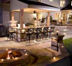 60 Creative Backyard Fire Pit Ideas (37)