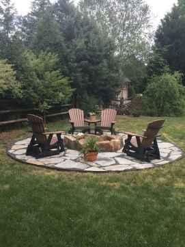 60 Creative Backyard Fire Pit Ideas (44)