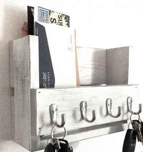 60 Fantastic DIY Projects Pallet Key Rack Design Ideas (57)