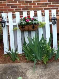60 Gorgeous DIY Projects Pallet Fence Design Ideas (12)
