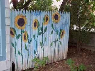 60 Gorgeous DIY Projects Pallet Fence Design Ideas (29)