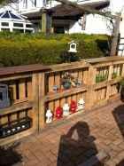 60 Gorgeous DIY Projects Pallet Fence Design Ideas (47)