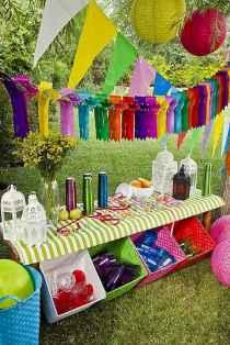 60 Inspiring Outdoor Summer Party Decoration Ideas (18)