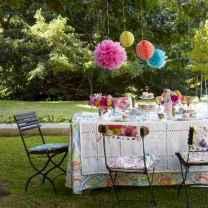60 Inspiring Outdoor Summer Party Decoration Ideas (24)