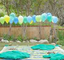 60 Inspiring Outdoor Summer Party Decoration Ideas (37)