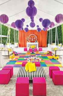 60 Inspiring Outdoor Summer Party Decoration Ideas (55)