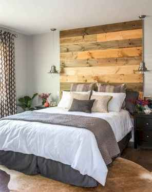 60 Most Creative DIY Projects Pallet Headboards Bedroom Design Ideas (17)