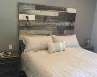 60 Most Creative DIY Projects Pallet Headboards Bedroom Design Ideas (24)