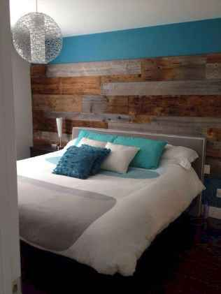 60 Most Creative DIY Projects Pallet Headboards Bedroom Design Ideas (48)