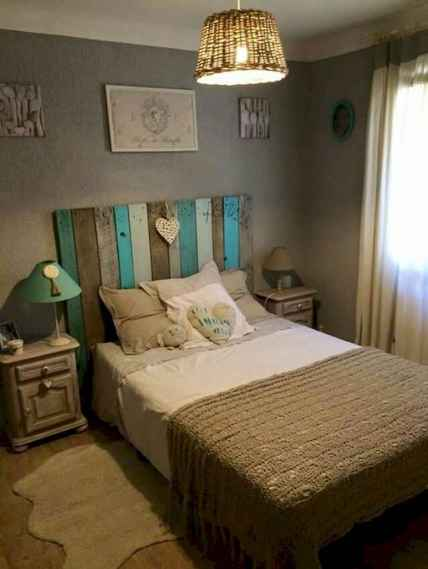 60 Most Creative DIY Projects Pallet Headboards Bedroom Design Ideas (56)